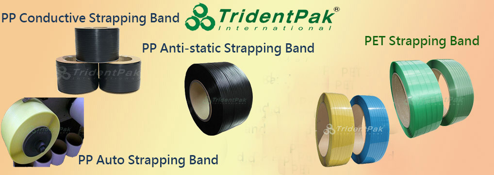 Tridentpak Strapping Band Series