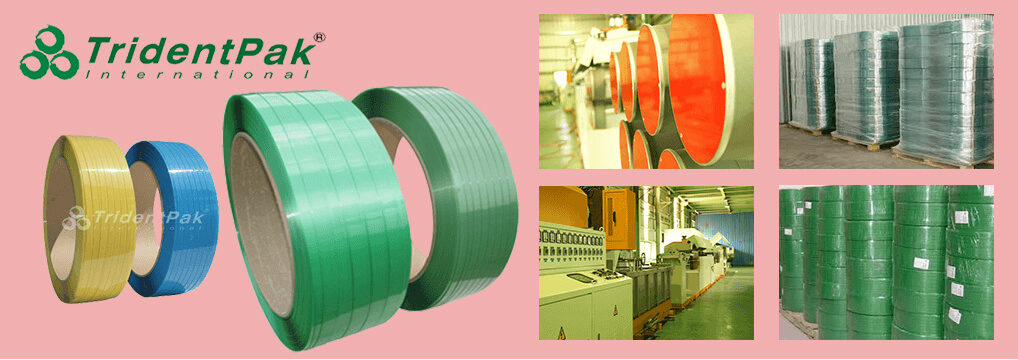 Tridentpak Own PET Strapping Band Manufacturing